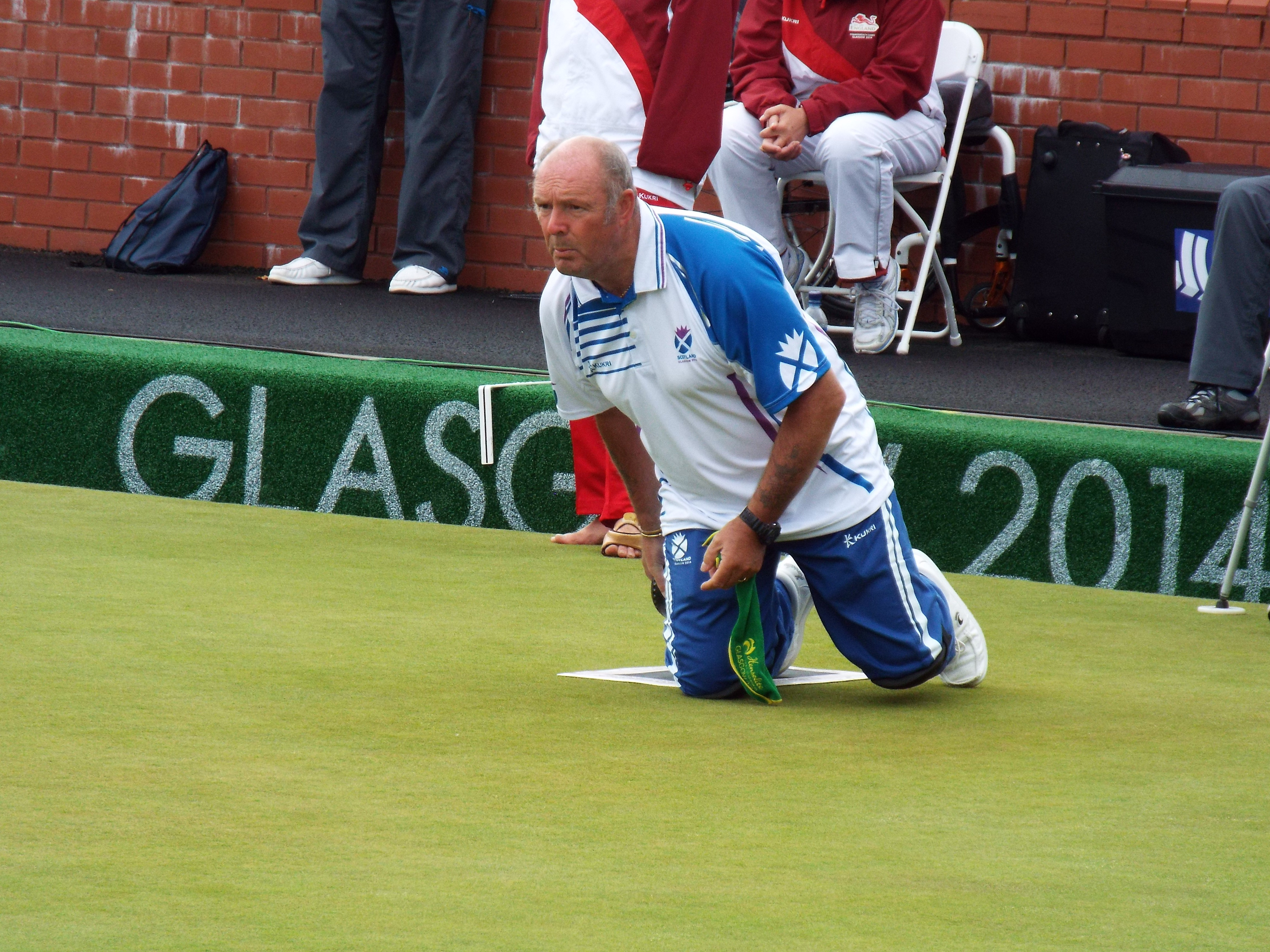East of Scotland Para Bowls Development Day