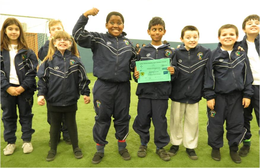 Prospect Bank Primary School Celebrate attending