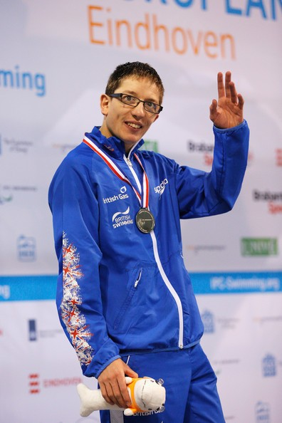 Great 2014 for Swimmer Scott Quin