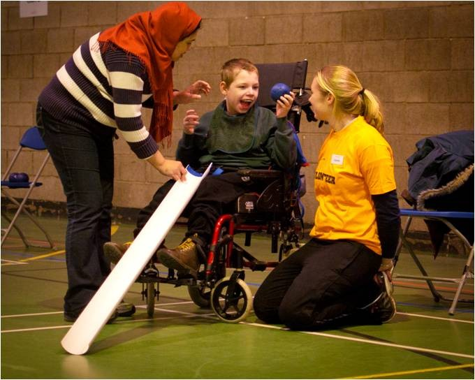 LDS Schools Boccia Festival a Great Success