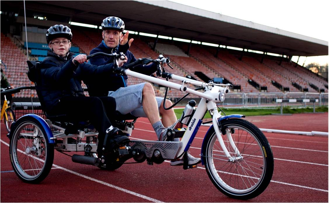 Edinburgh All Ability Cycling (ABC) Development Officer