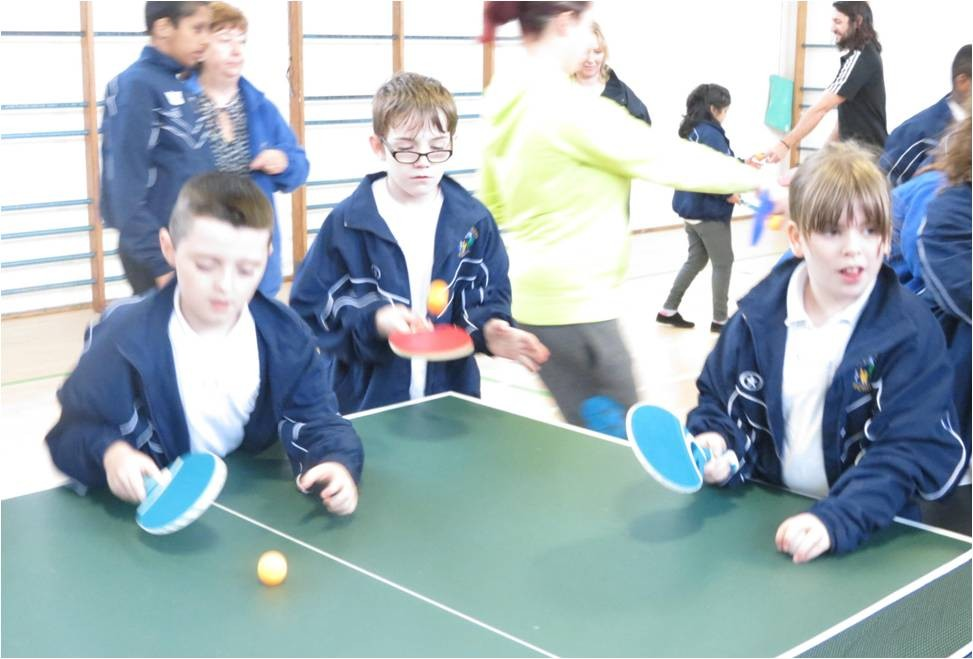 Lothian Schools Inaugural Table Tennis Event a Smashing Success