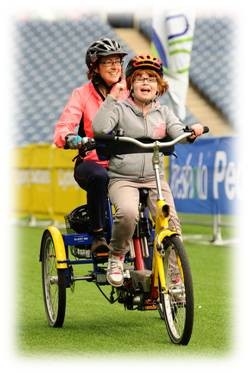 Edinburgh All-Ability Bike Centre Session Programme