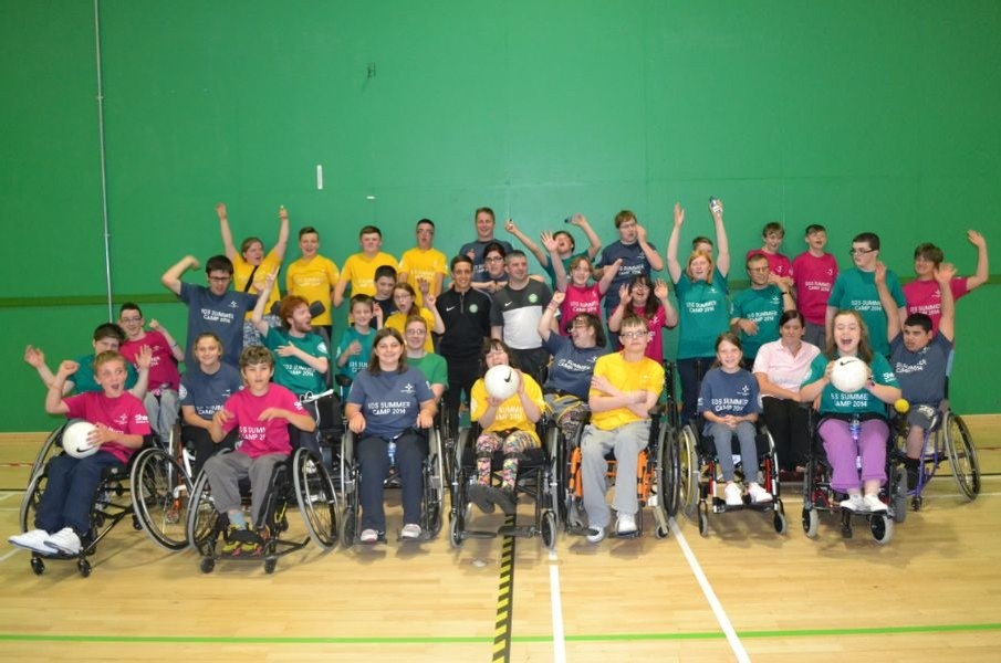 Scottish Disability Sport Summer Camp 2015 - Change of Venue
