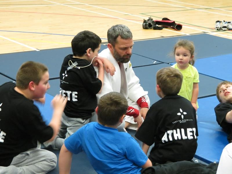 Disability Judo Volunteering Opportunity