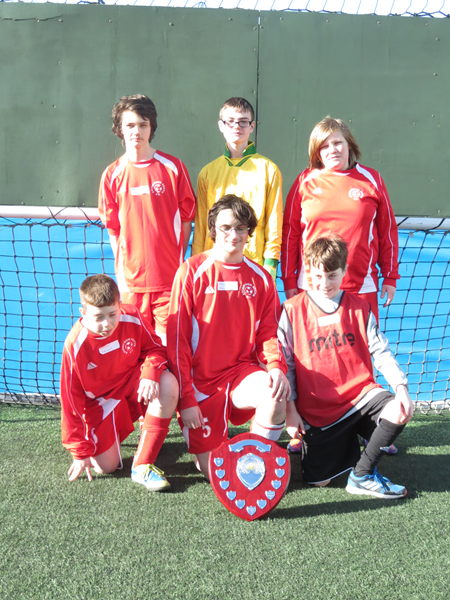 Lothian Schools 5-a-side Football Festival & Competition
