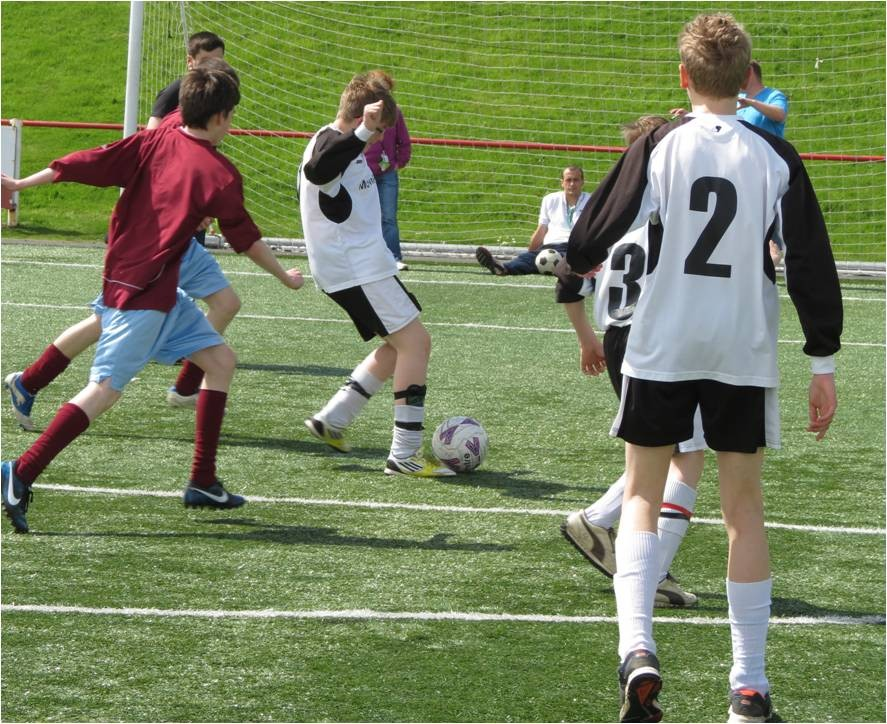 Scottish FA School League  - Fixture 2