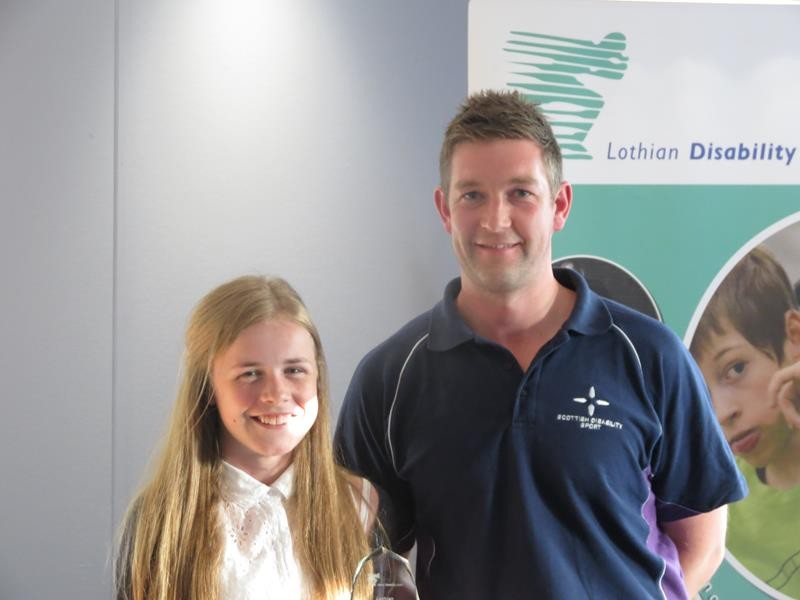 Lothian Disability Sport Annual Awards 2015