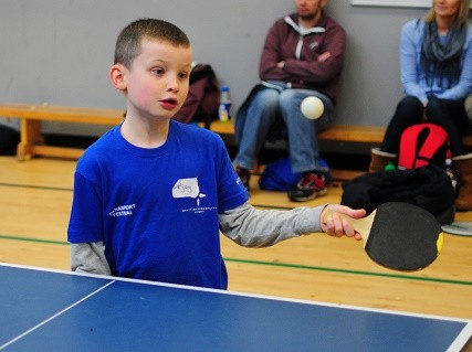 Lothian Schools Table Tennis Event