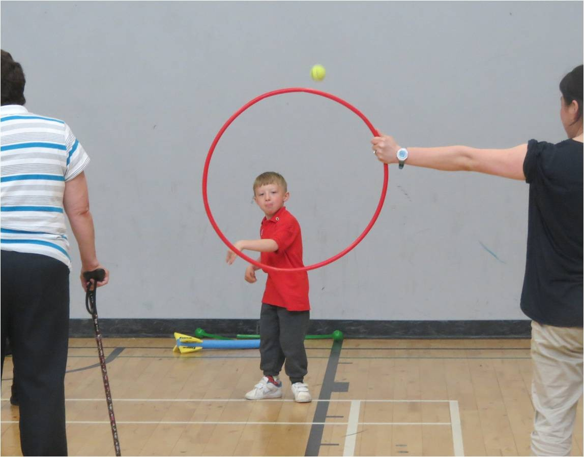 Para-sport Stars - Club for young people with a physical disability.