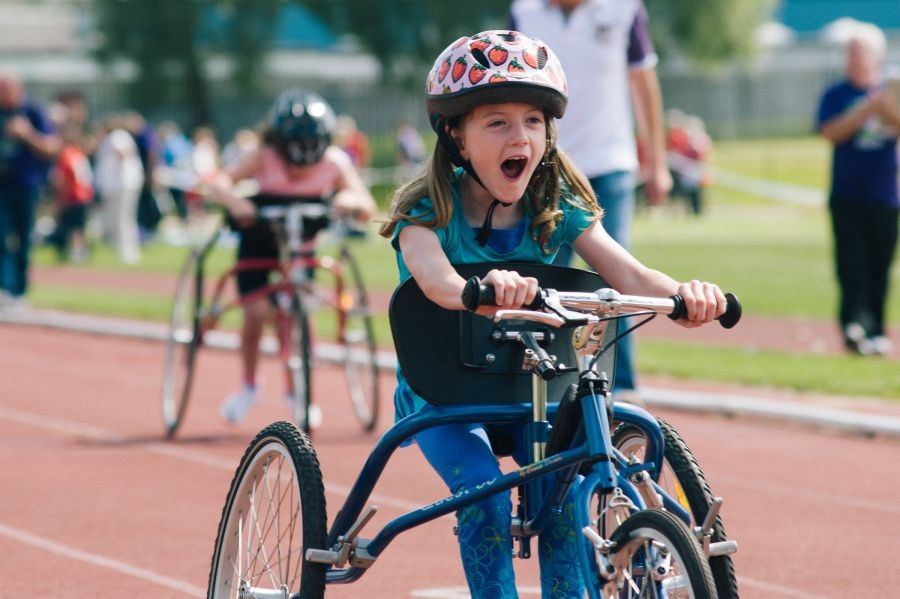 First Running Bikes in East of Scotland Arrive at Meadowmill