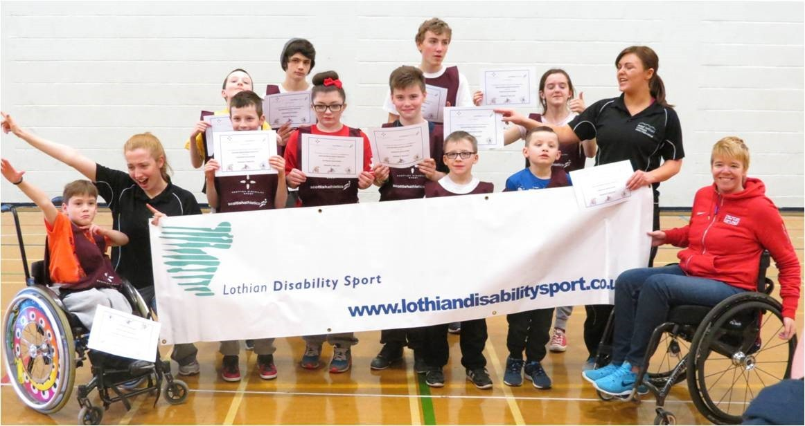SDS Sportshall Athletics