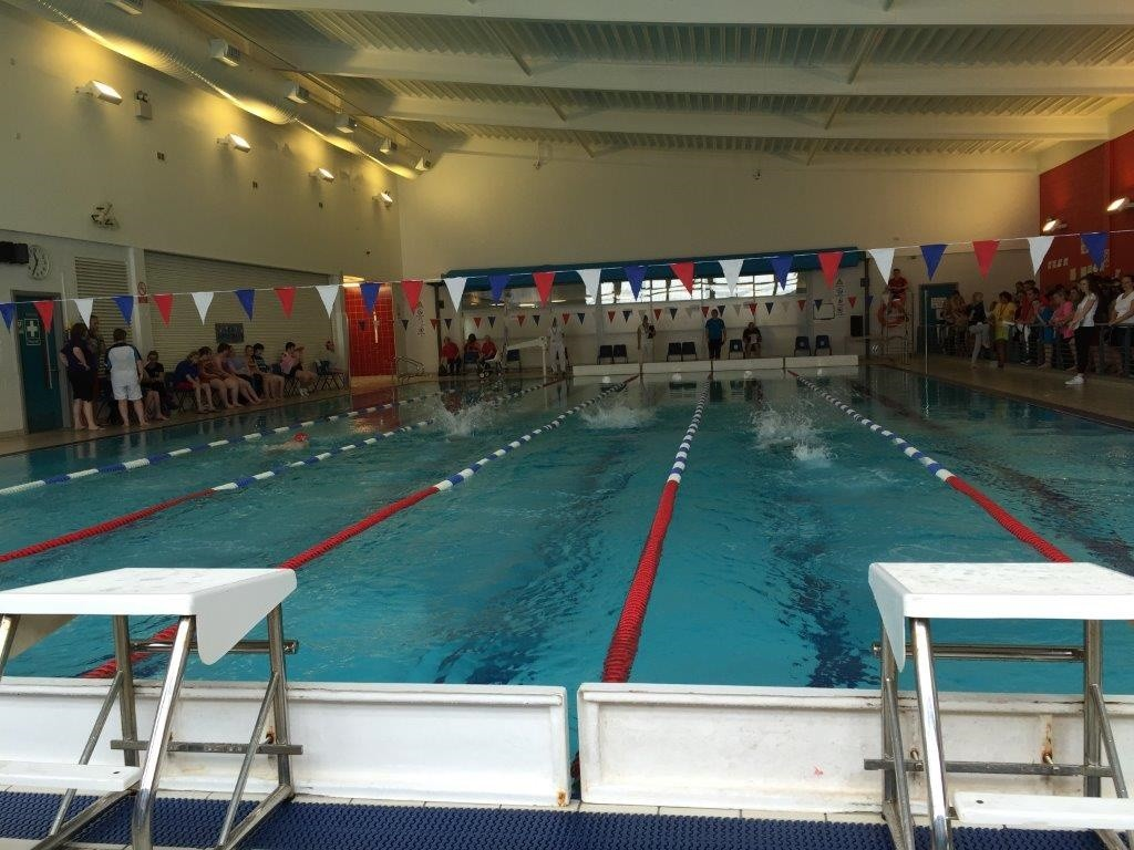 Lothian Disability Sport Spring Swimming Gala 2016