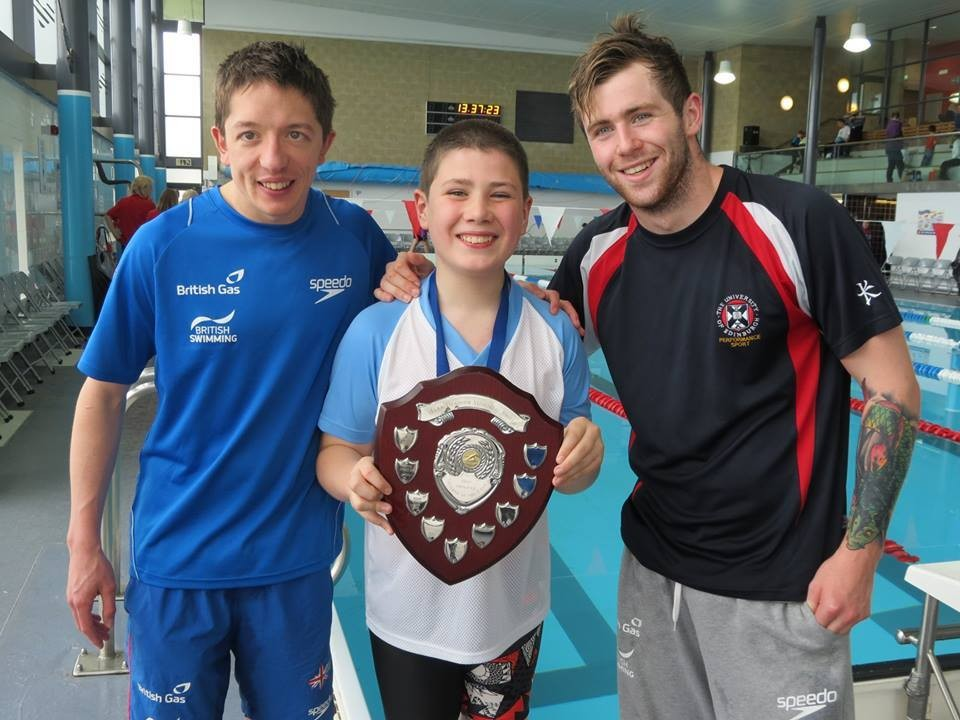 Scots take Top Team Award in Manchester