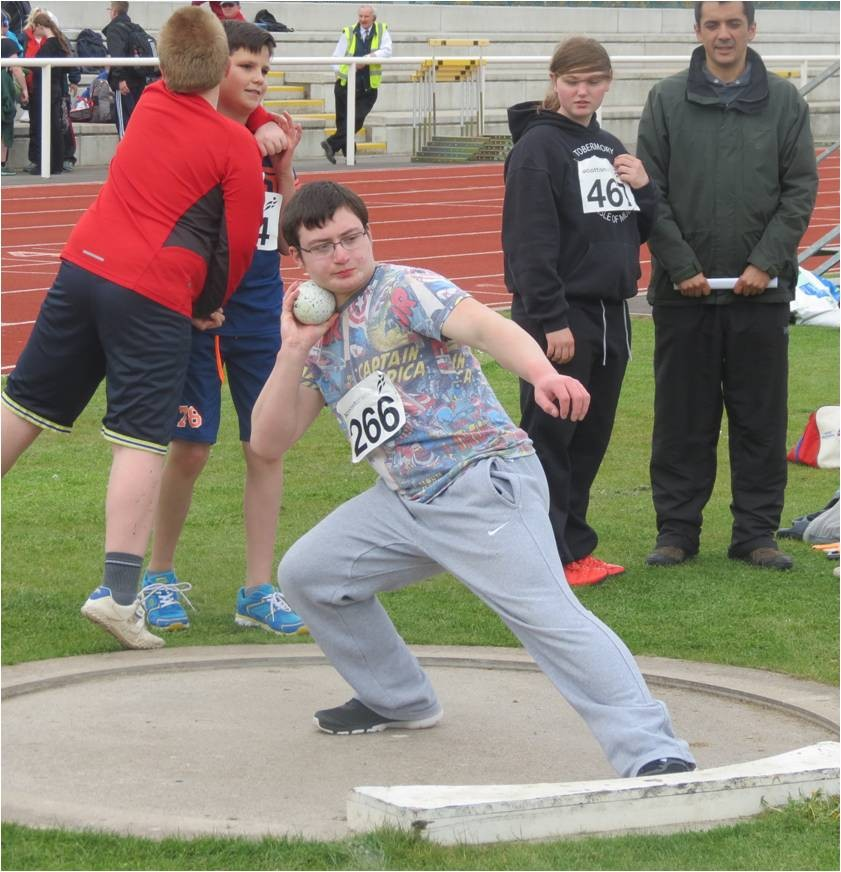 Lothian Track & Field Athletics Competition 2015
