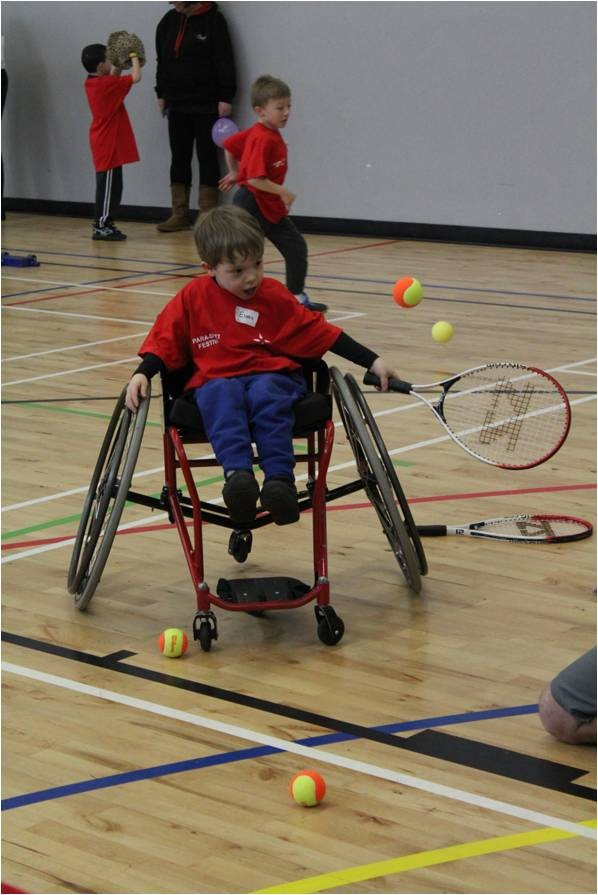 The East Paralympic Experience Event Attracts Record Entry