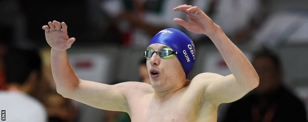 The Flying Scott takes Silver at the IPC World Swimming Championships!