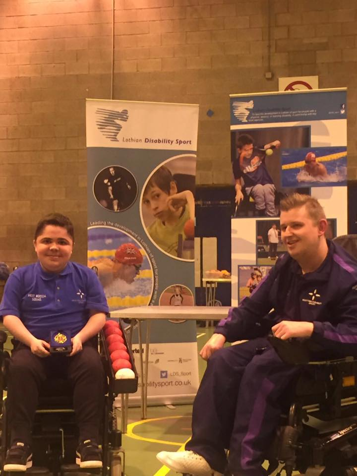 Results of Boccia Competition June 2016